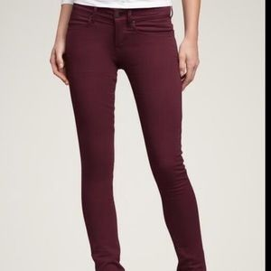 American Eagle outfitters jeggings sateen 4